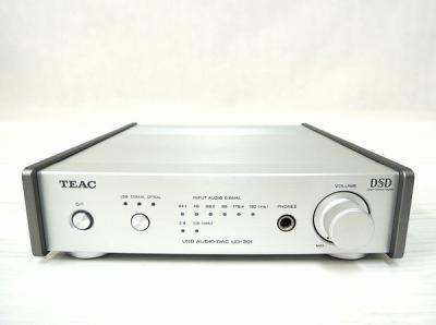 TEAC ÐAコンバーター UD-301 14年製