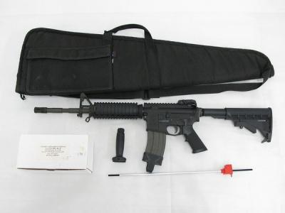 システマ MAX2 M4A1 トレポン ナイツ 実物RIS 付 電動ガン