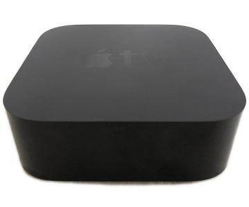 Apple TV A1625 第4世代 リモコン 付 ブラック
