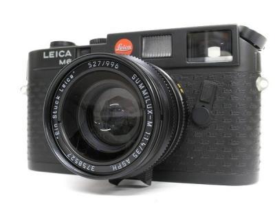 LEICA アインシュトック M6