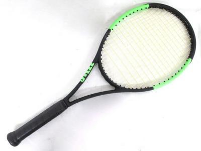Wilson BLADE 98S CV 18x16 グリップサイズ 3 2017モデル 硬式用 テニスラケット