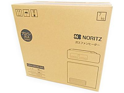 NORITZ ガスファンヒーター GFH-2403S LPガス用
