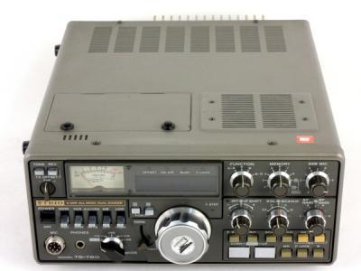 TRIO TS-780 バンダー マイク アマチュア 無線機