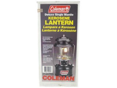 コールマン ケロシンランタン 214A700