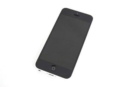 Apple iPhone 5C ME541J/A 16GB 4.0型 au ホワイト