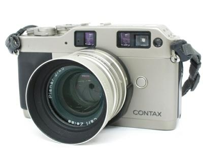CONTAX G1 レンズセット Carl Zeiss Planar 2/45 T*