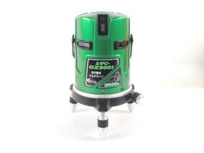 レーザーテクノ LTC-GX9001 自動整準センサー式グリーンレーザー