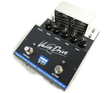 EBS VALVE DRIVE DI エフェクター ギター DTM・レコーディング・PA機器