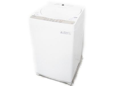 東芝 AW-4S3 全自動洗濯機 4.2kg ホワイト 2016年製 大型