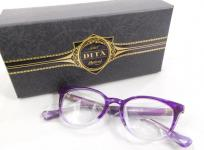 DITA ディータ 伊達 眼鏡 Optical AMORA DRX-3028-C-PUR-50-AF