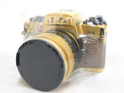 LEICA R4 100周年記念モデル SUMMILUX-R 50mm f1.4 箱説