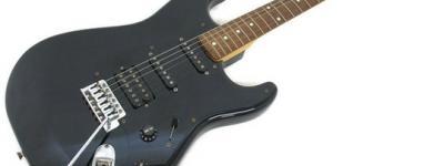 Fender JAPAN ST-456 BK Boxerシリーズ エレキ ギター ブラック