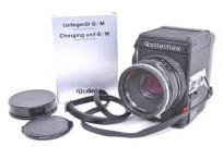Rollei ROLLEIFLEX 6000シリーズ Planar 80mm f2.8 HFT