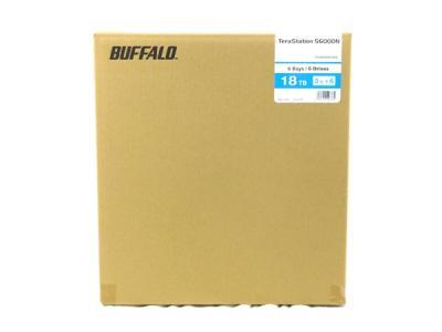 BUFFALO テラステーション5600DN ハードディスク