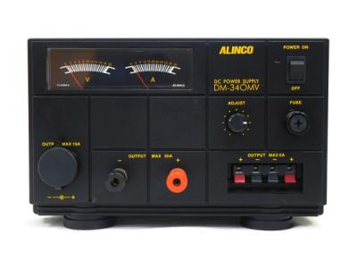 ALINCO DM-34OMV 無線機器用安定化電源器