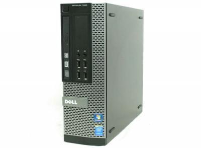 Dell Optiplex 7020 i5 3.30GHz 16GB HDD500GB Windows 7 Professional 64bit デスクトップ PC ブラック