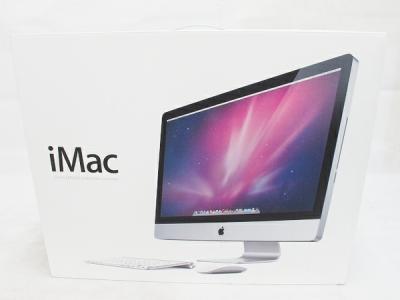 Apple iMac MB953J/A 27-inch, Late 2009 i5 2.66GHz 4GB HDD1TB HD4850 27型 一体型