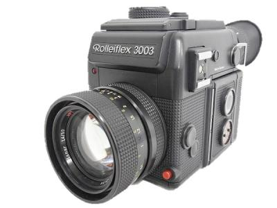 Rolleiflex 3003 Zeiss Planar 50mm F1.4 ボディ レンズ