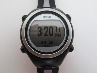 EPSON エプソン SF-510T GPSウォッチ ランニングナビ