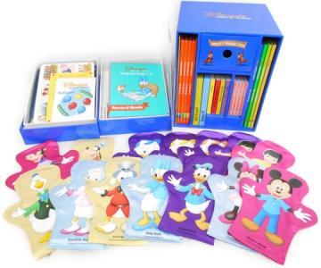 ディズニー 英語システム ミッキー マジックペンセット 2012 DWE 教材