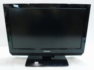 東芝 REGZA 19B3K 19型 液晶TV LED リモコン付