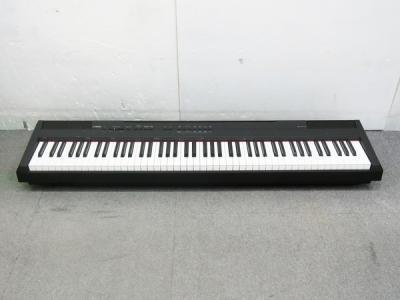 YAMAHA ヤマハ 電子ピアノ 88鍵 P-105 キーボード  ブラック 鍵盤 楽器