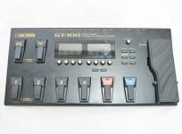 BOSS GT-100 Ver.2 マルチエフェクター ハードケース付