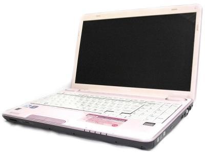東芝 dynabook TV/64KPK PATV64KLTPK Celeron 1.8GHz 4GB HDD320GB Win7 Home 32bit 16型 ノート ピンク系