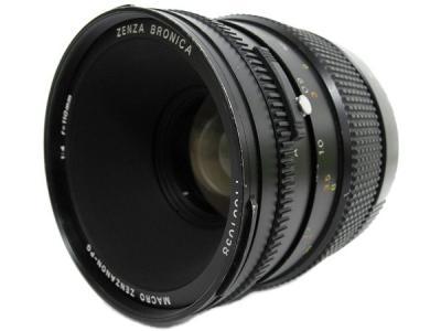 BRONICA 110mm F4 ZENZANON-PG 中判カメラ用 レンズ 単焦点