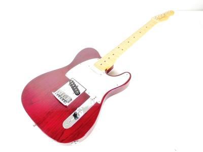 フェンダー Fender custom classic telecaster カスタム クラシック テレキャスター エレキギター ハードケース付き 楽器