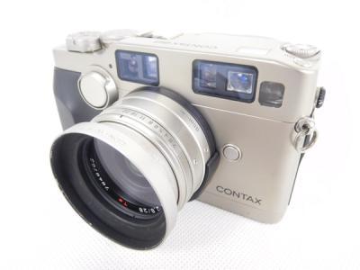CONTAX G2 Biogon 28mm F2.8 T* カメラ レンズ セット