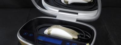 エムテック ケノン NIPL-2080 ver.6.2 フラッシュ式脱毛器 ゴールド 家庭用