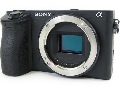 SONY α6500 ILCE-6500 ミラーレス一眼 カメラ ボディ デジカメ ブラック