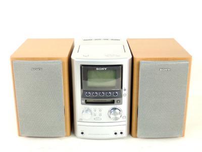 SONY CMT-M3 CD MD コンポ オーディオ 機器