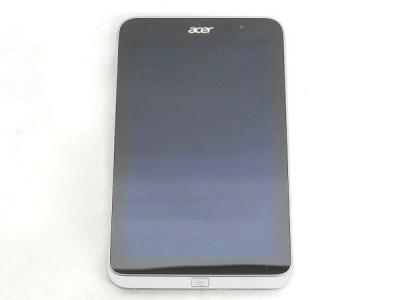 acer iconia W4-820 Atom 1.33GHz 2GB eMMC64GB Win8.1 32bit 8型 タブレット シルバー系
