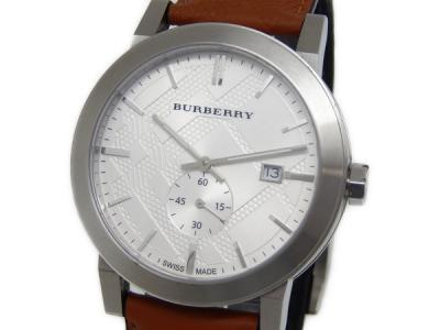 バーバリー BURBERRY ザ・シティ 腕時計 メンズ クォーツ BU9904