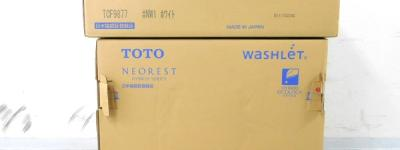 TOTO CES9877 ネオレスト ウォシュレット 便器 セット