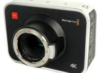 Blackmagic Production Camera 4K カメラ 業務用