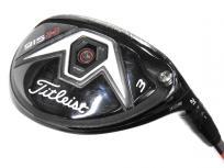 Titleist 915H 3 ユーティリティー 21° メンズ ゴルフ クラブ カバー 付