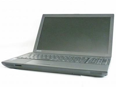 TOSHIBA dynabook Satellite B554/K PB554KEB1R7AA31 i5 2.5GHz 8GB HDD320GB Win8 Pro 64bit 15.6型 ブラック系 ノート