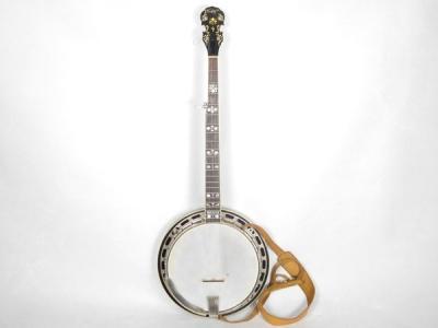 カスガ 5弦 バンジョー 民族楽器 弦楽器
