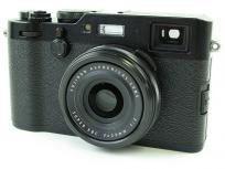FUJIFILM X100F Black Noir バッテリーNP-W126S付き デジカメ ブラック