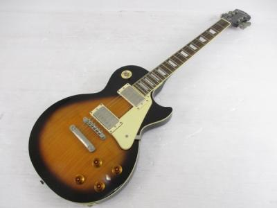 エピフォン レスポールスタンダード エレキギター LesPaul Standard サンバースト 入門用などにも ハムバッカー