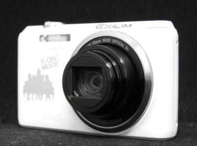 CASIO EXILIM HS EX-ZR20 デジタル カメラ コンデジ TBS限定 けいおん! the movie 仕様 ケース付