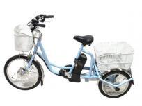 アシらくチャーリー 電動アシスト 三輪 自転車 MIMUGO MG-TRM20EB ミムゴ 三輪車 電動自転車 大型
