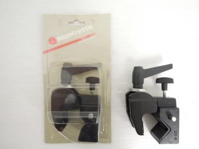 マンフロット SUPER CLAMP ART.035 クランプ 2個セット カメラ 映像