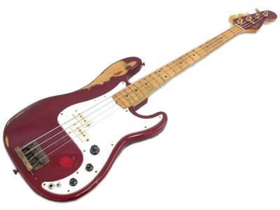 Fender USA Precision special Bass CAR 1980年代 プレジション スペシャル エレキ ギター ハードケース 付