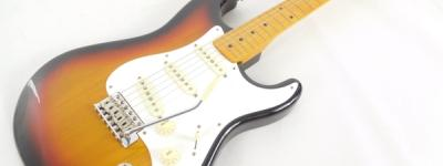 Fender JAPAN ST58-70TX 3TS ストラトキャスター エレキ ギター O065350 93~94年
