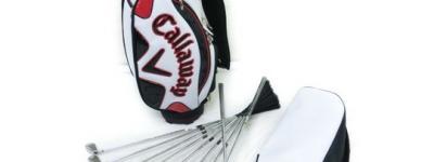 Callaway BIG BERTHA アイアン 4-10 セット FLEX R ゴルフクラブ キャディバッグ付き