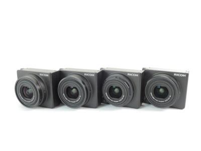 RICOH リコー LENS S10 24-72mm F2.5-4.4 VC カメラレンズ ズーム GXR用 4個セット